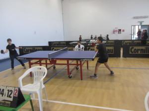 Ping Pong Kids regionale 18-05-2013 semifinale Astolfi-Bourchiba