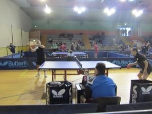Torn Blu Regaldi 9-3-2014 Marco Colonna contro Yang Xi You