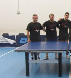 1^ giorn camp a sq 12-10-2014 squadre di C2 del TT Novara e del Romagnano