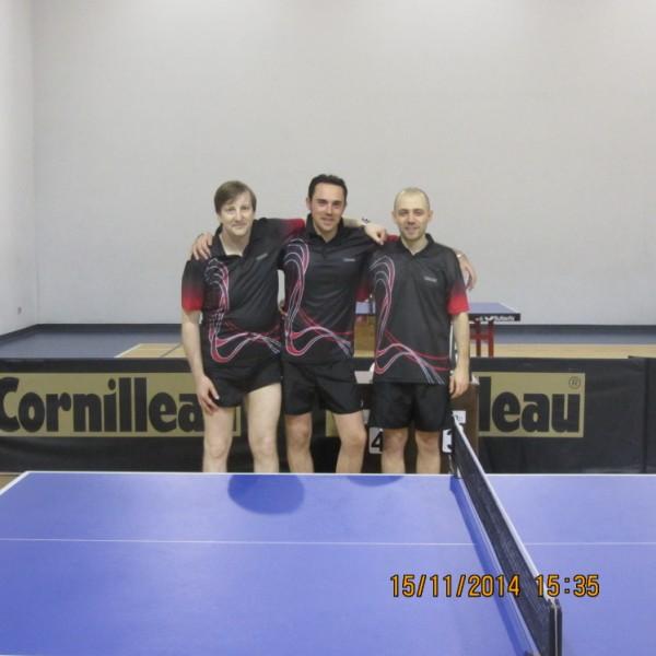 la squadra del TT Novara di C1