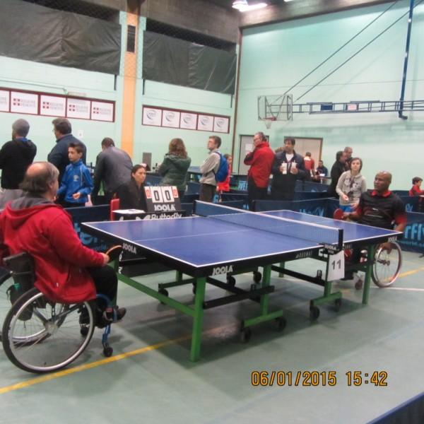 Campionato Regionale Disabili. a sin. Salvatore Caci