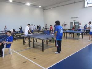 Campionati studenteschi sc sec sup di tennistavolo - fase prov 001