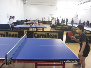 Ping Pong Kids regionale 18-05-2013 Nabil Bourchiba in 1° piano