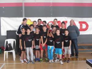 GRPX 1^ pr- Cossato - foto di gruppo del TT. Novara