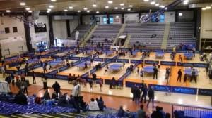 altra immagine del palasport di Biella 25-1-2014
