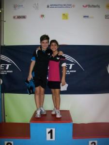 Andrea Ricupito e Silvia Indelicato a Terni -1-3-2014