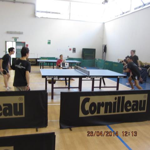 Campionati prov.li FITeT 2014 doppio giovanile Liardi-Sola vs Dromo-Lucchini