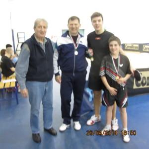 Campionati prov.li FITeT 2014 prem SM5^