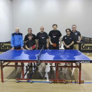 D2-C squadre del TT. Novara A e del Cavaglio