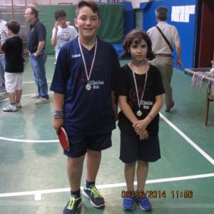 17^ torn int giov verbano-angera 8-6-2014 Andrea Baracco e Silvia Izzo