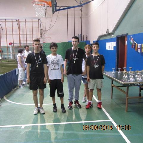 17^ torn int giov verbano-angera 8-6-2014 Premiaz all B