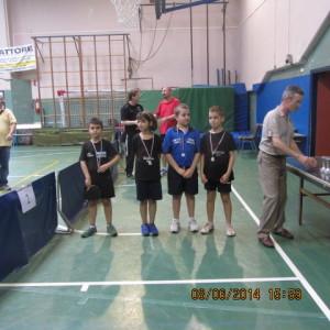 17^ torn int giov verbano-angera 8-6-2014 premiaz doppi under 13-B