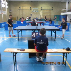 2^ Torneo La Zattera- Omegna - Gozzano fase di gioco