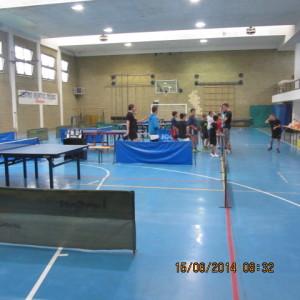 2^ Torneo La Zattera- Omegna - Gozzano il palasport di Gozzano