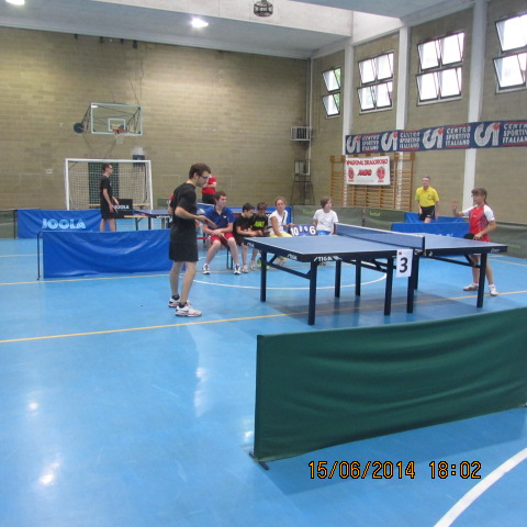 2^ Torneo La Zattera- Omegna - Gozzano le due semifinali