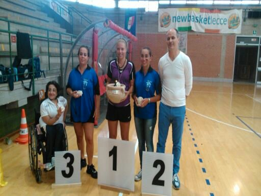 Lecce 7-9-14 Alessia 1a Classificata