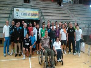 Lecce 7-9-14 il gruppo dei partecipanti al Torneo