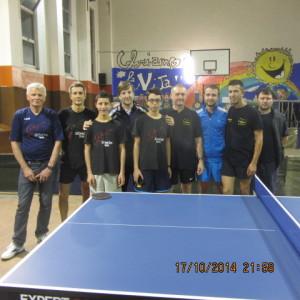 2^ giorn camp a sq 12-10-2014 sq del TT Novara e del Trecate