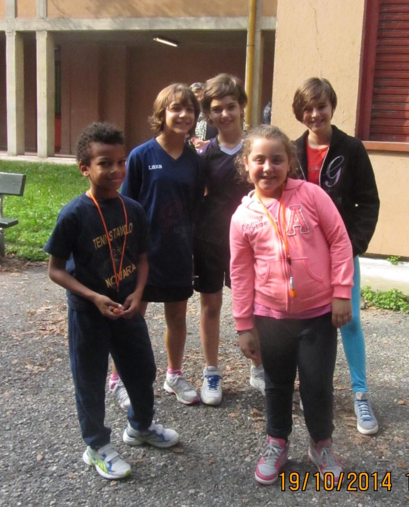 i 5 del TT. Novara al progetto giovani 12-10-2014 033