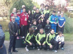 Angolo Terme- Trofeo delle Alpi-prime tre reg class (Lomb-Piem-Slovenia)