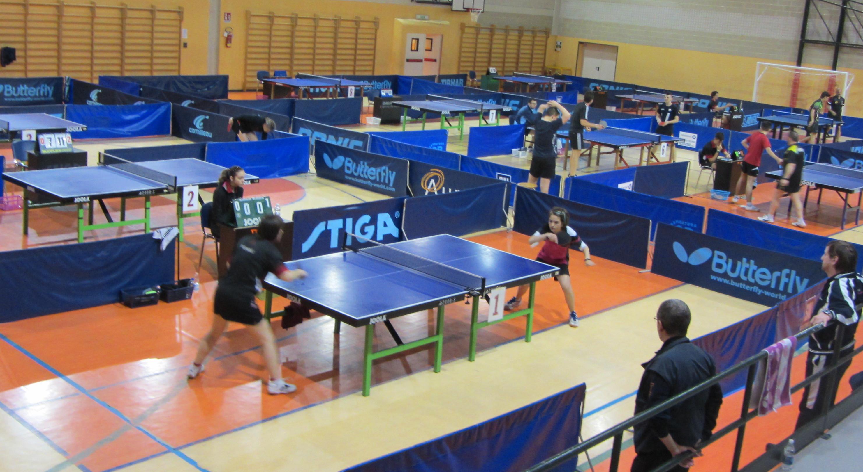 Campionati Regionali Biella 3-5-15 panoramica del campo di gara