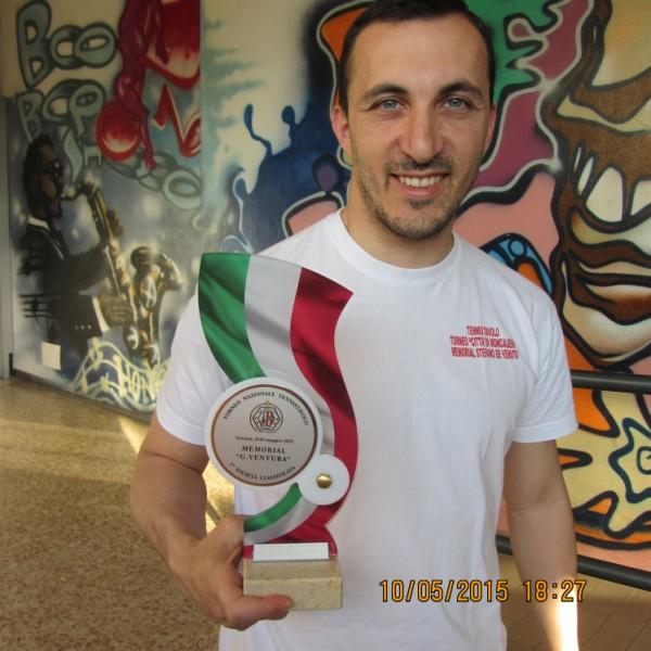 Memorial Ventura 2015 Novara il dirigente del TT Novara Dario Indelicato (600 x 600)