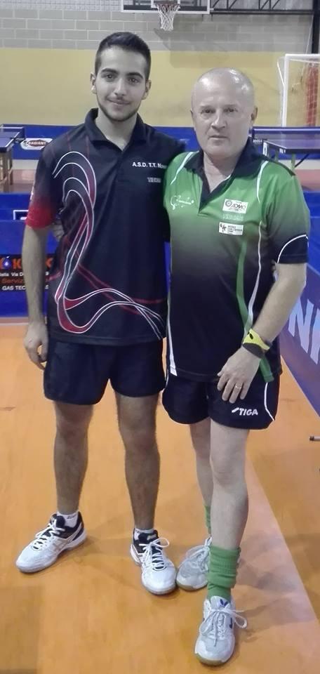 Ancora Lucchini e Rondi finalisti al Torneo di Biella il 14 novembre 2015