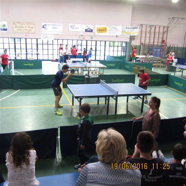 Angera Baracco in semifinale allievi