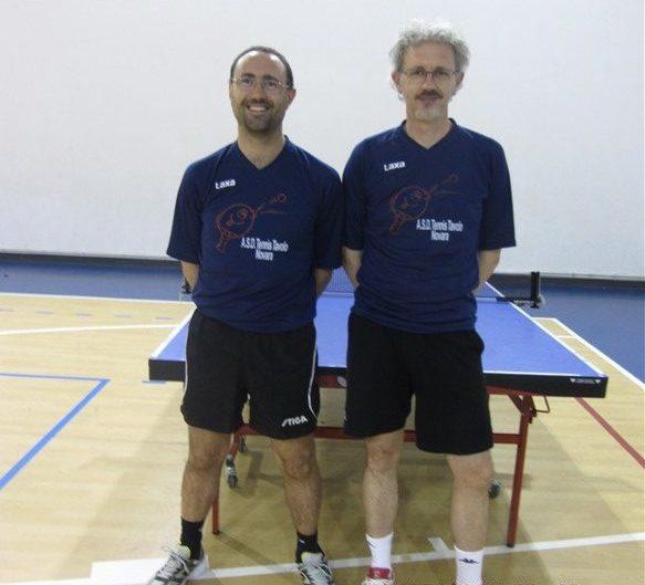 Daniele Vianello e Gianluca Bellan